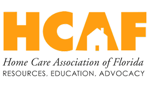 Home Care Association of Florida logo